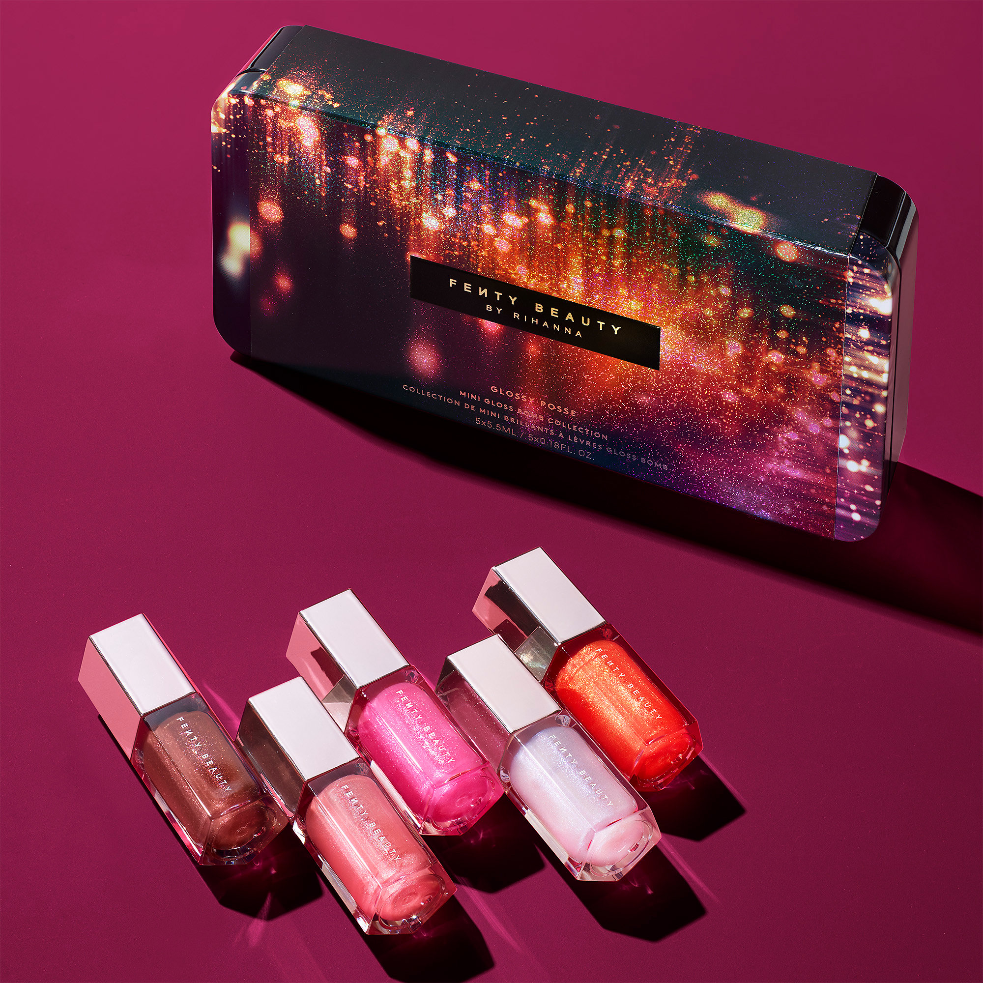 Fenty Beauty Lip Glosses- worth the hype?