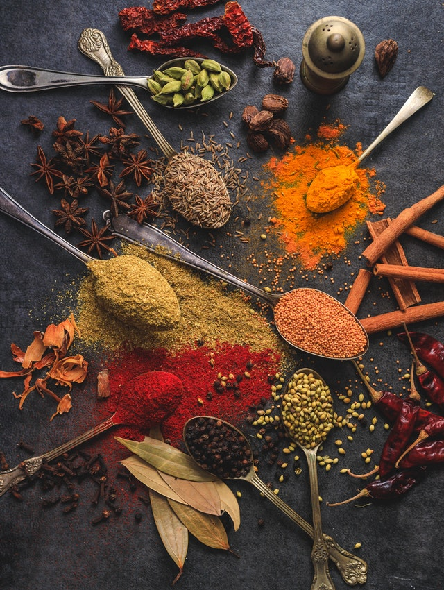 The only 5 spices needed to cook authentic Indian food